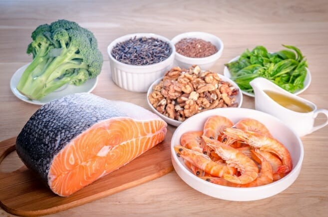 Foods to eat for Macular Degeneration