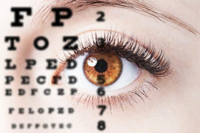 Eye Test Northeastern Philadelphia