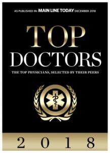Top Doctors 2018 Logo